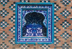 Multan tile-work Kashi gari