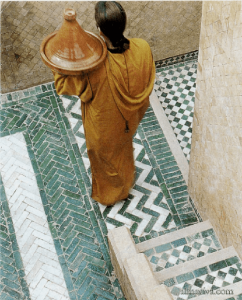 Maroc carreau