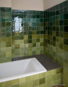 carrelage salle bains