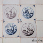 Delft tiles tegels fliesen