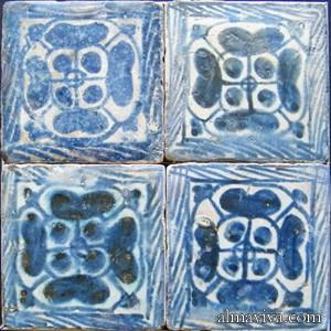rajola azulejo Manises Paterna