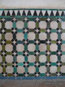 zellige tiles Morocco