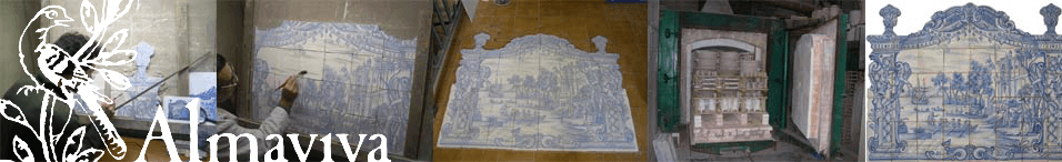 atelier de fabrication de carreaux de delft azulejos zellige. Black Bedroom Furniture Sets. Home Design Ideas